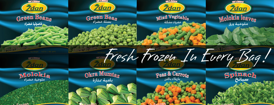 Fresh Frozen In Every Bag!